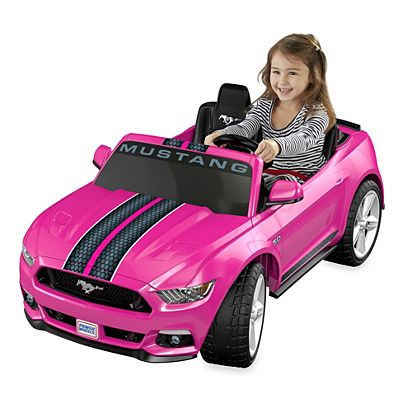 Image For Smart Drive Mustang From Mattel