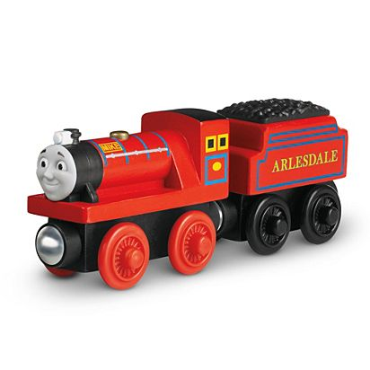 Thomas Friends Wooden Railway Mike