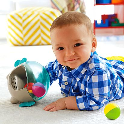 2-in-1 Activity Chime Ball