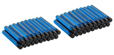 BOOMco. 40 Dart Pack (Blue with Black Tip)