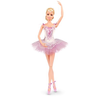 32ace15ef Ballet Wishes Barbie Doll | CGK90 | Barbie Signature