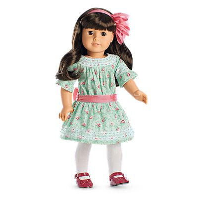 edc6f38b4c921 Samantha's Special Day Dress | BeForever | American Girl