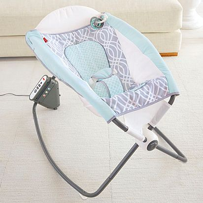 Fisher Price Auto Rock Play Sleeper Waterscape Chn08 Fisher Price