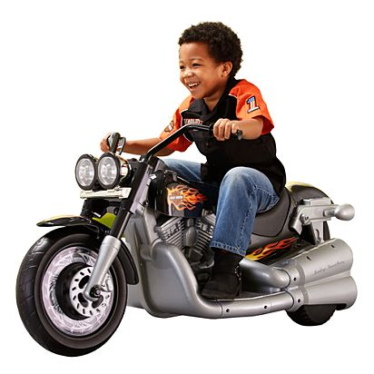 6239828ed Power Wheels Harley-Davidson Cruiser
