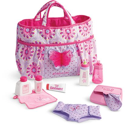 0d0d94d31f Mommy's Diaper Bag Essentials | Bitty Baby | American Girl