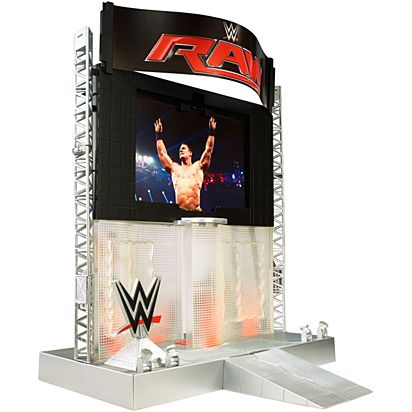 WWE® Electronic Ultimate Entrance Stage Play Set