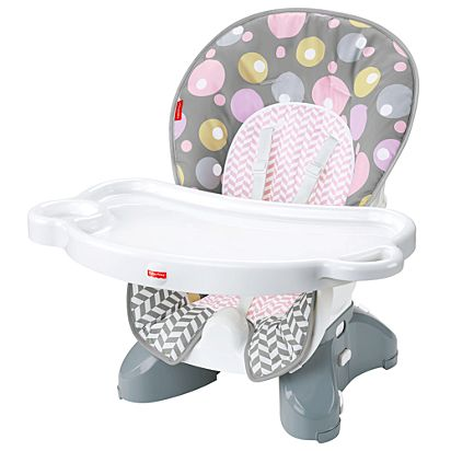 Image For Esaver High Chair Pad Brilliant Blush From Mattel