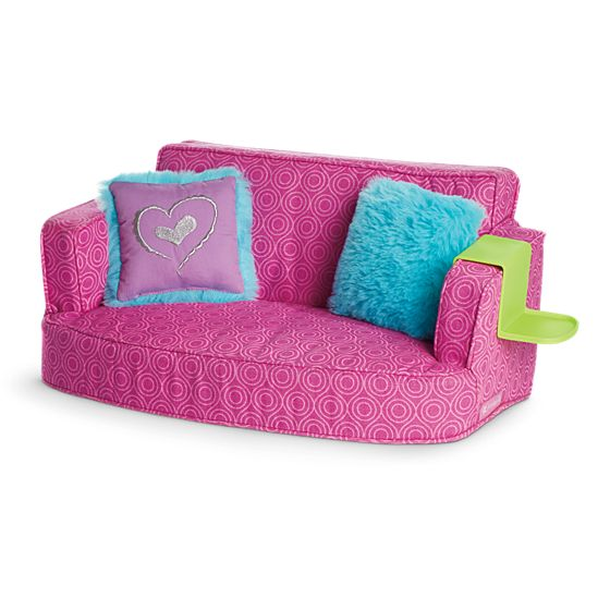 Comfy Couch for Dolls | American Girl