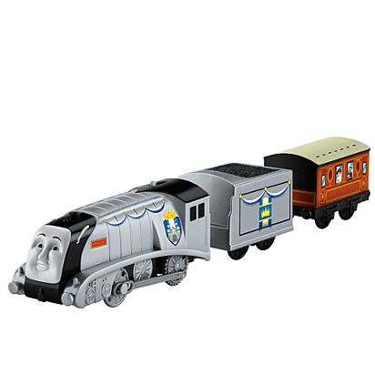 Thomas Friends Trackmaster Royal Spencer Dfm85 Fisher Price