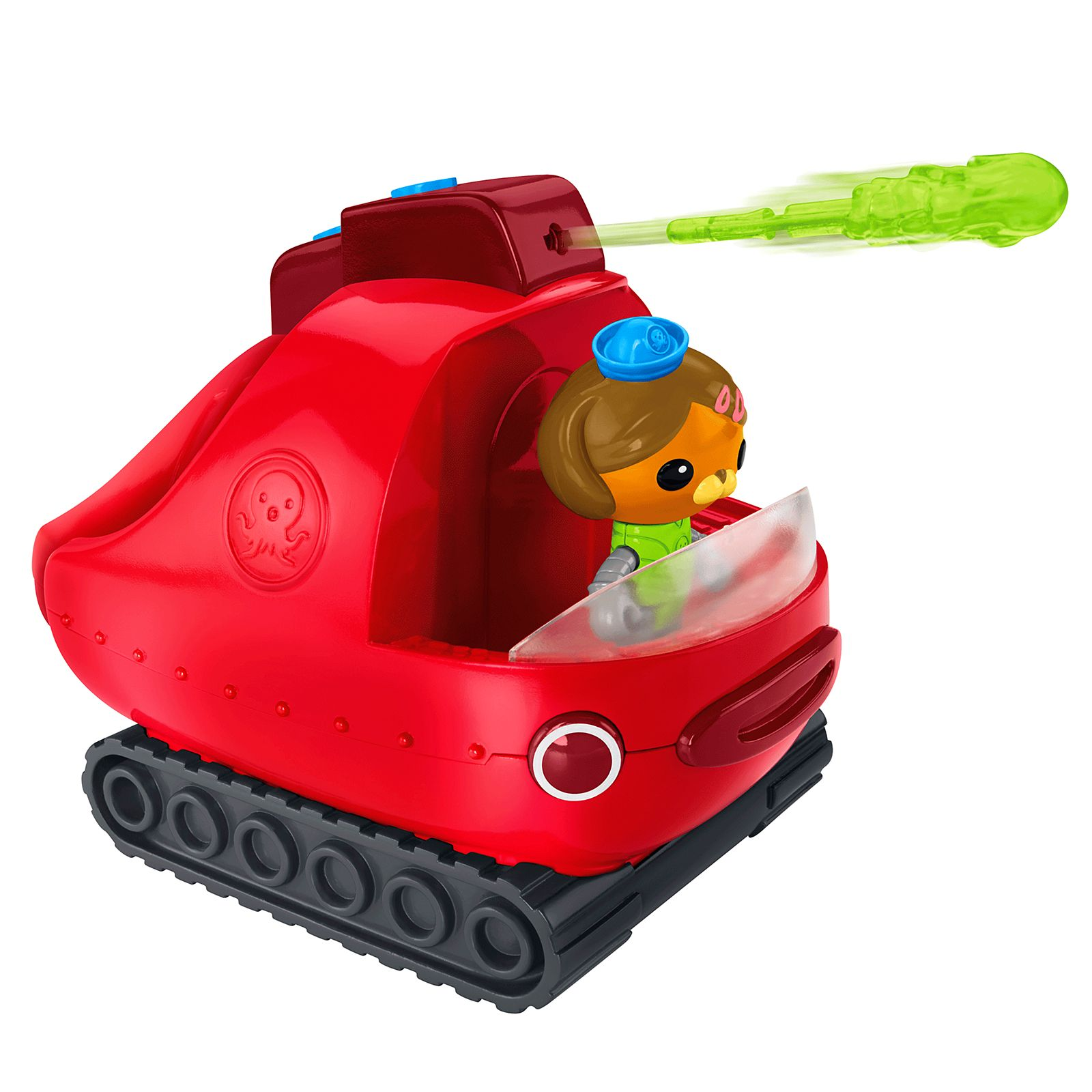 Fisher-Price Octonauts Gup-X /& Dashi