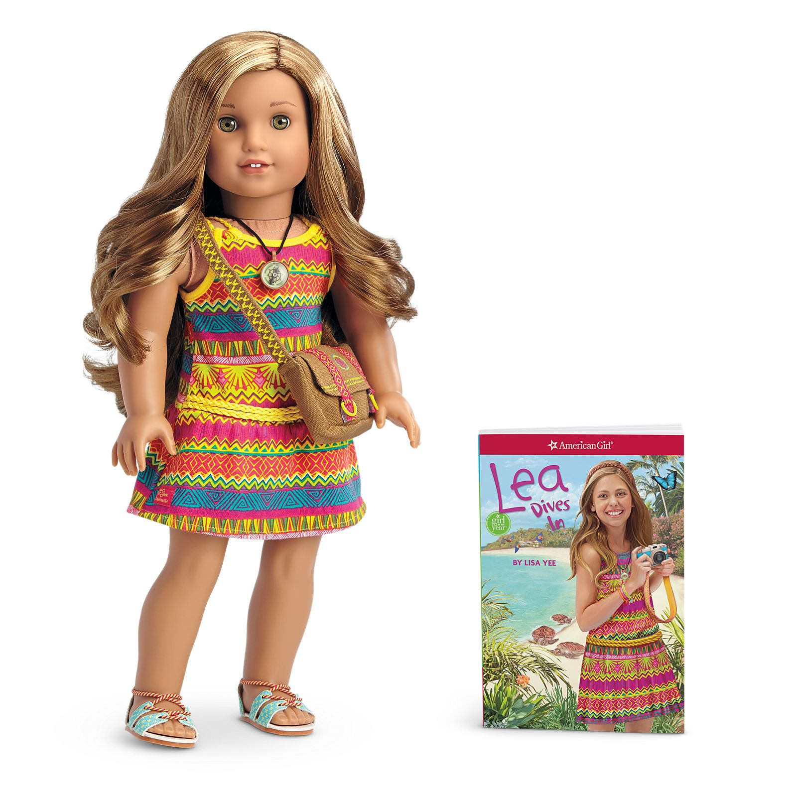 American Girl Doll Lea/'s Fruit Stand NEW /& COMPLETE SET  *30 Accessories* NEW