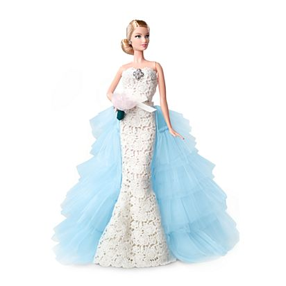 Image For Brb Oscar De La A Bridal From Mattel