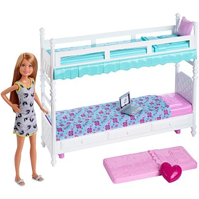 Brilliant Barbie Sisters Bunk Beds Stacie Doll Pdpeps Interior Chair Design Pdpepsorg