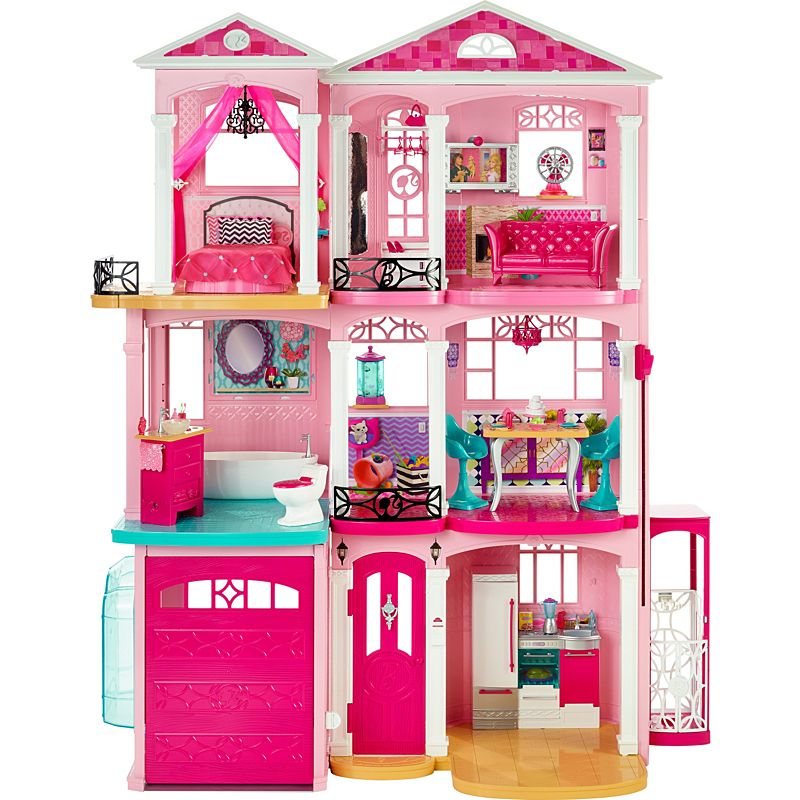 Image For Brb New Drm Hse From Mattel