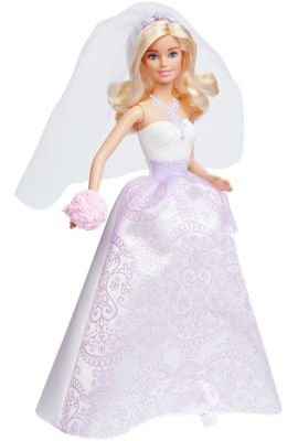 Barbie bridal pictures wedding