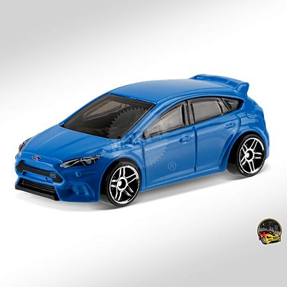 Image For 2017 Ford Focus Rs From Mattel
