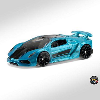 Lamborghini Sesto Elemento Dhr02 Hot Wheels Collectors
