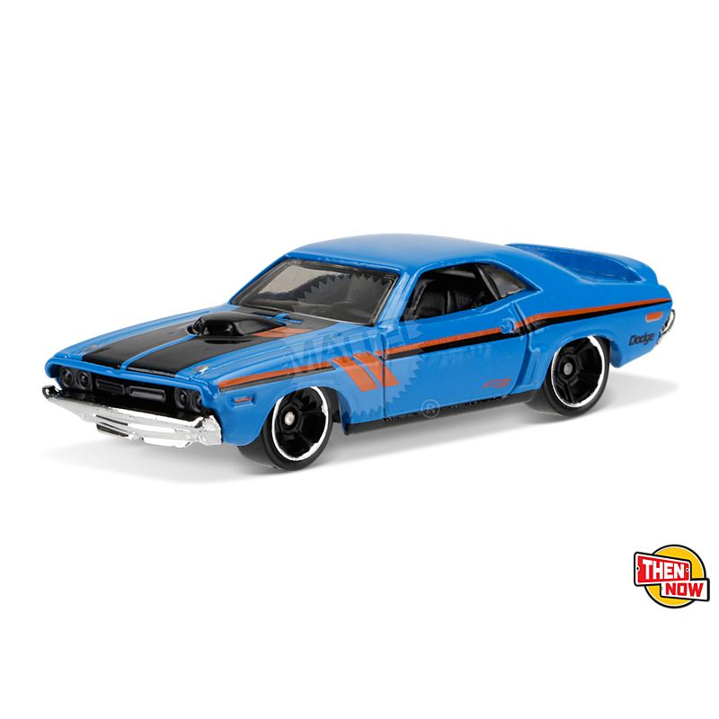 71 Dodge Challenger Dhr19 Hot Wheels Collectors