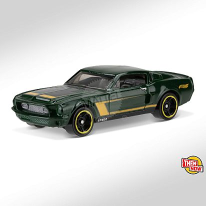 68 Shelby Gt500 >> 68 Shelby Gt500 Dhr20 Hot Wheels Collectors