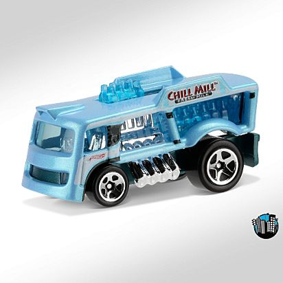 Image for CHILL MILL (TM) from Mattel