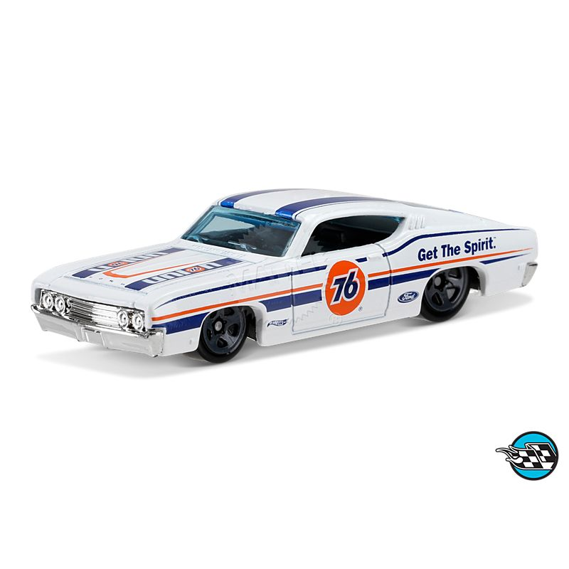 Image For  Ford Torino Talladega From Mattel