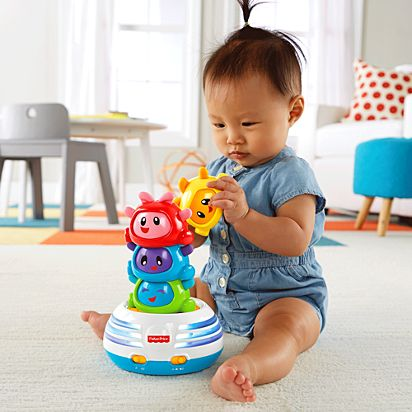 Bright Beats Build A Beat Stacker Dhw29 Fisher Price