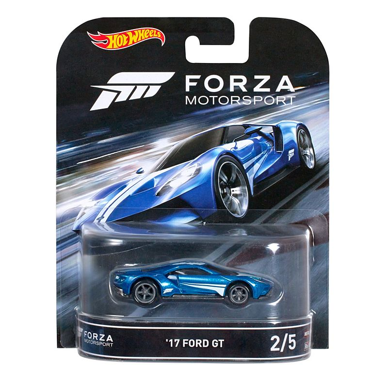 Image For Hw Ford Gt From Mattel