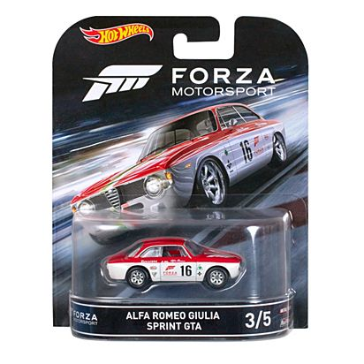 Image for HW ALFA ROMERO GT JUNIOR from Mattel