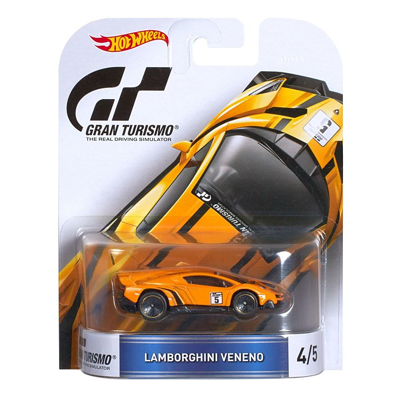 hot wheels lamborghini veneno car - gran turismo | djf58 | hot wheels
