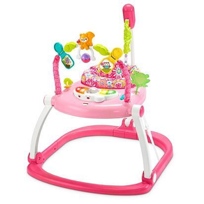 66f3af2aa Floral Confetti SpaceSaver Jumperoo