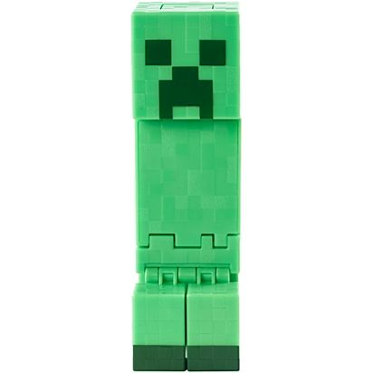 minecraft action figure exploding creeper dnh14 mattel shop