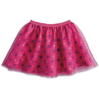 6f3a433c49 American Girl WellieWishers Star of the Show Skirt for Girls