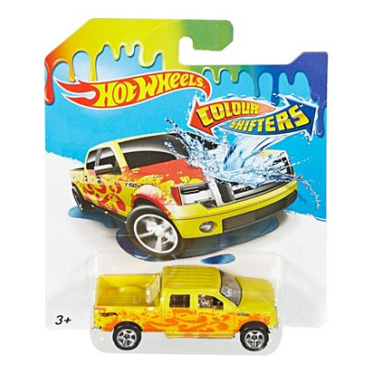 Hot Wheels Color Shifters Ford F150 Vehicle Dnn11 Hot Wheels
