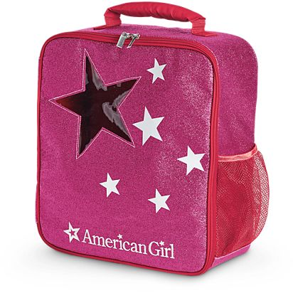 ad05a0e777bb Sparkle Doll Tote for Girls | Logo Shop | American Girl
