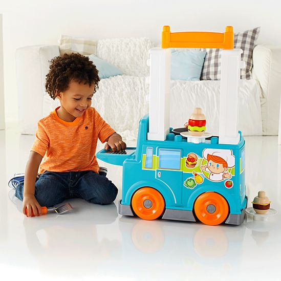 Image For Fb Food Truck Kitchen From Mattel