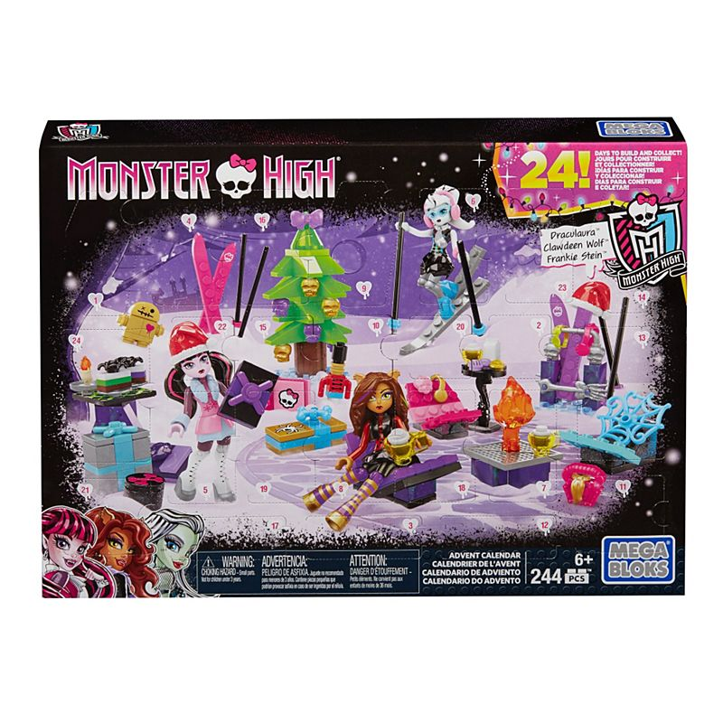Monster High® Advent Calendar | DPK33 | Mattel Shop