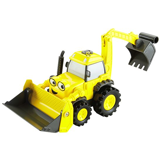 Bob the builder dig drive scoop vehicle drc49 fisher price image for btb dig drive scoop from mattel sciox Images