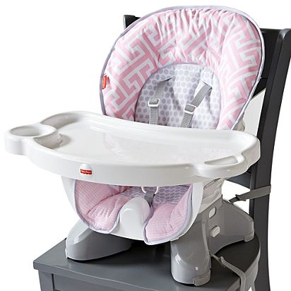 4f62afd5df9 Image for SpaceSaver High Chair from Mattel