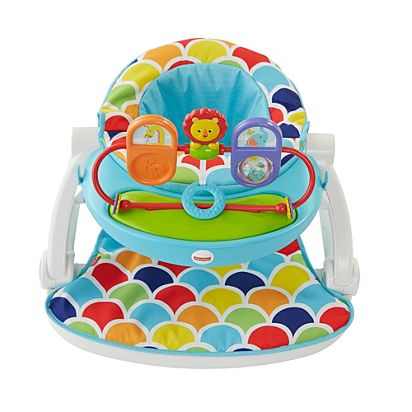 a222527fe Sit-Me-Up Floor Seat with Toy Tray | DRH80 | Fisher-Price