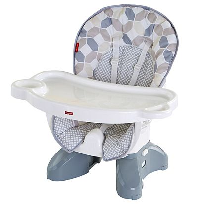 6e17795facac Image for SpaceSaver High Chair from Mattel