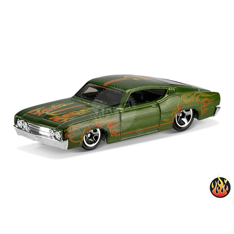 Image For Hw  Ford Torino Talladega From Mattel