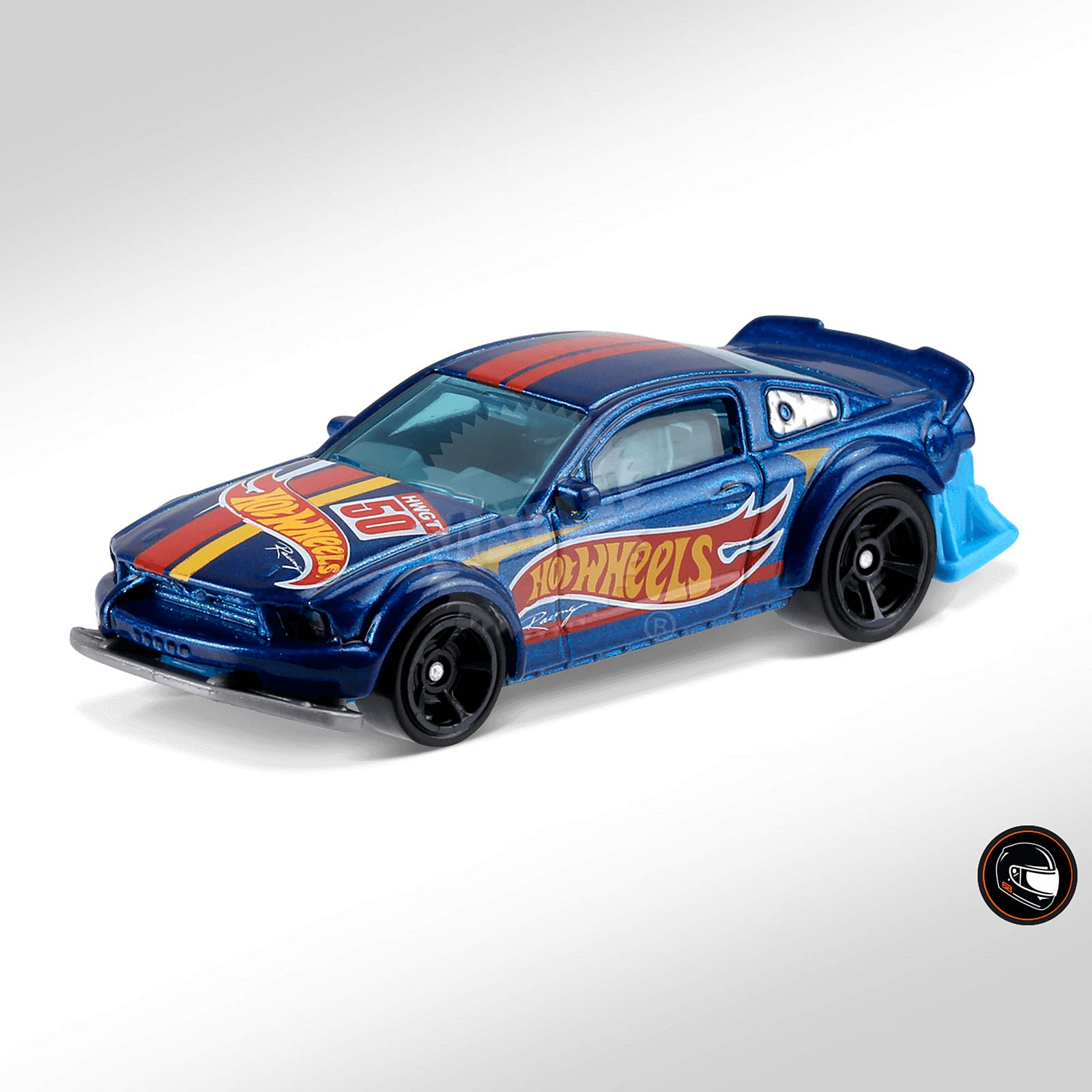 05 Ford Mustang - HW Race Team | DTY65 | Hot Wheels Collectors