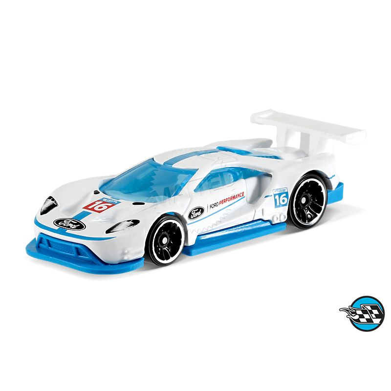 Image For  Ford Gt Lm From Mattel