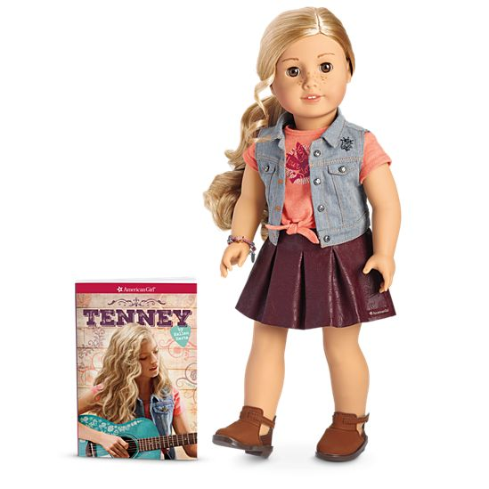 american girl tenney doll book - Ameeican Girl Doll