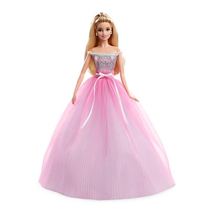 Image For BRB BDAY WSHS From Mattel