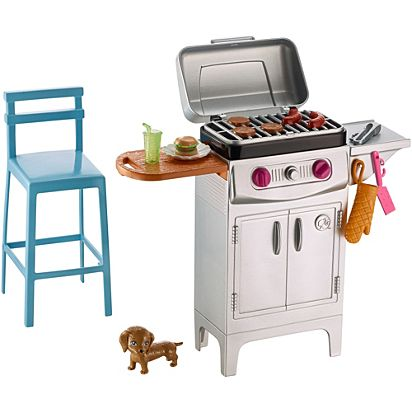 Image For Brb Lp Bbq Grl Acy From Mattel