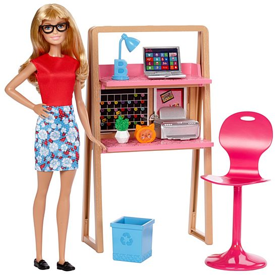 Image For Brb Office Dl From Mattel