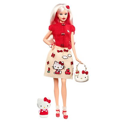 ef7226511 Barbie Hello Kitty Doll | DWF58 | Barbie Signature