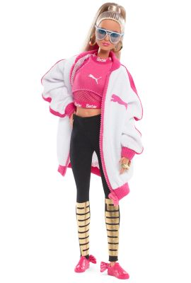 Barbie Doll Accessories Pink Wrap Aviator Sunglasses Doll NOT Included