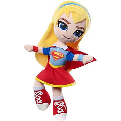 DC Super Hero Girls Supergirl Mini Plush Dolls  807621b0c